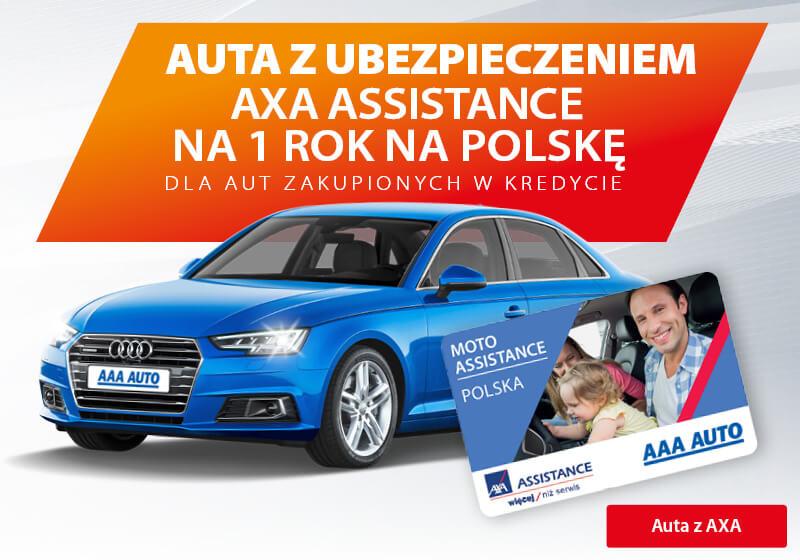 AXA ubezpieczenie